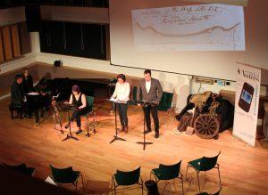 Premiere at ARU Cambridge