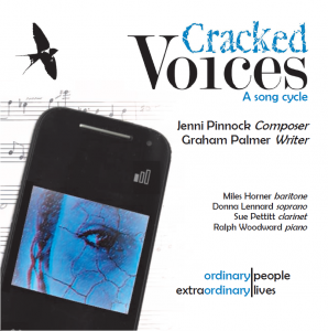 Cracked Voices CD now available!